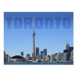 Horizonte de Toronto Postal