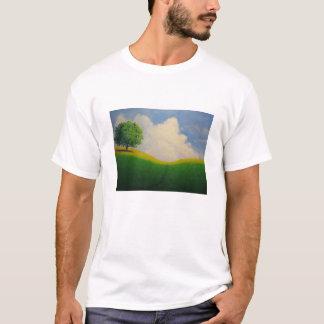 Horizonte del ensueño de Steampunk Camiseta