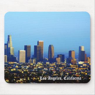 Horizonte Mousepad de Los Ángeles Alfombrillas De Ratón