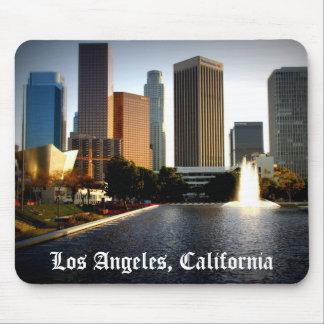 Horizonte Mousepad de Los Ángeles Tapete De Ratones