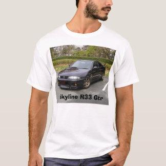 Horizonte R33 Gtr Camiseta