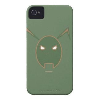 hormiga militar iPhone 4 carcasas