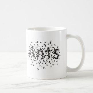 Hormigas Taza De Café