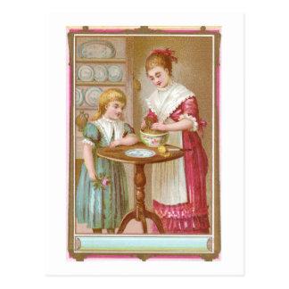 Hornada de la madre y de la hija del Victorian Postal
