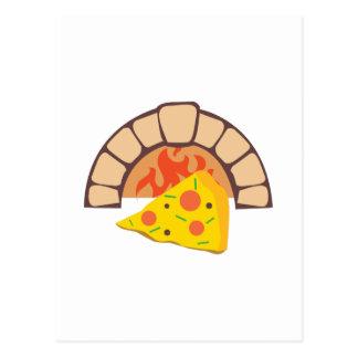 Horno de la pizza postal