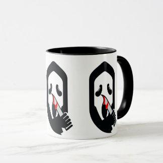 Horror Mug Taza