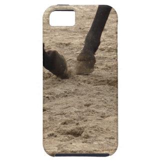 Horse hooves funda para iPhone SE/5/5s
