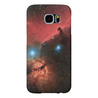 Horsehead y nebulosa de la llama funda samsung galaxy s6
