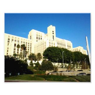 Hospital General de Los Ángeles Impresiones Fotográficas