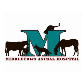 Hospital veterinario de Middletown Postal