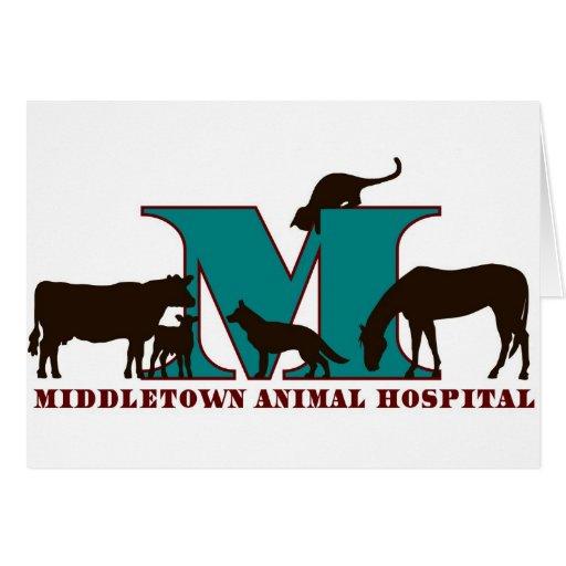 Hospital veterinario de Middletown Felicitacion