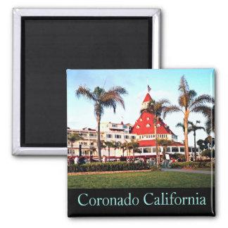 Hotel de Del Coronado, imán de la foto
