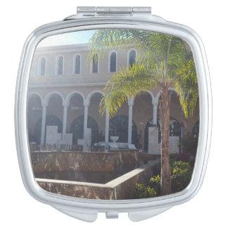 Hotel de Tenerife en espejo del acuerdo de la sol Espejo Maquillaje