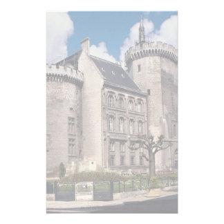 Hotel de Ville Angulema Francia Papelería Personalizada