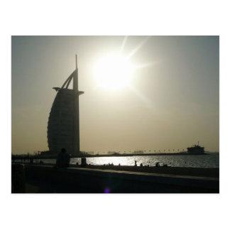 Hotel del árabe del Al de Dubai Burj Postal