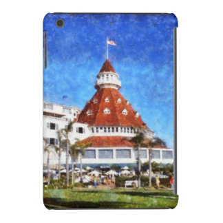 Hotel Del Coronado Carcasa Para iPad Mini Retina