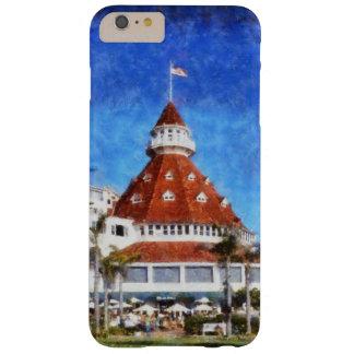Hotel Del Coronado Funda Para iPhone 6 Plus Barely There