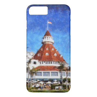 Hotel Del Coronado Funda iPhone 7 Plus