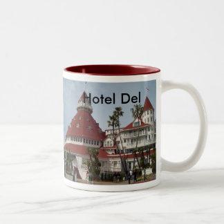 Hotel_del_Coronado, hotel Del Taza De Dos Tonos