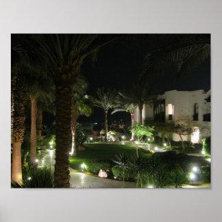 Hotel en Sharm el-Sheikh Póster