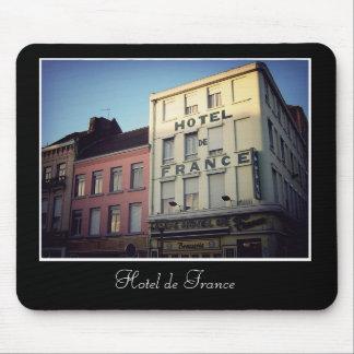Hotel francés de Francia de Mousepad del hotel del