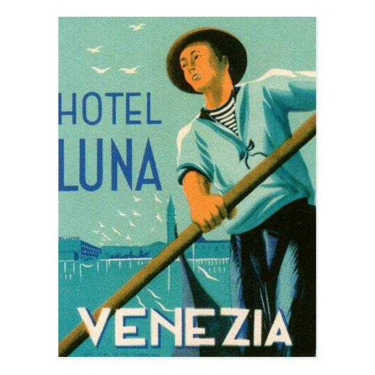 Hotel Luna Venezia Postal