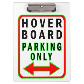 Hoverboard que parquea solamente