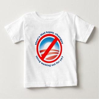¿Hows esa cosa de Hopey Changey que se resuelve Camiseta Para Bebé