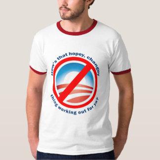 ¿Hows esa cosa de Hopey Changey que se resuelve Camisetas