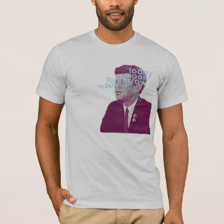 Hoy la luna, mañana la camiseta de Sun JFK