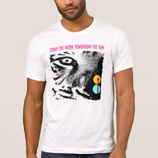 Hoy la luna, mañana la camiseta del tigre de Sun