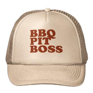 Hoyo Boss del Bbq Gorra
