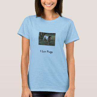 HPIM1113, barros amasados de I Luv Camiseta