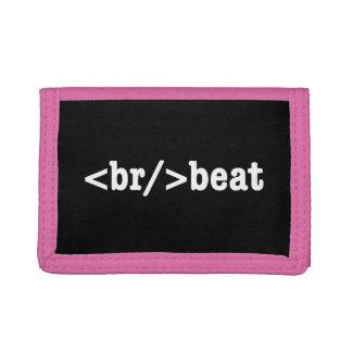 HTML del breakbeat