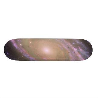 Hubble: GALEX: Imagen compuesta de Spitzer de M81 Patin