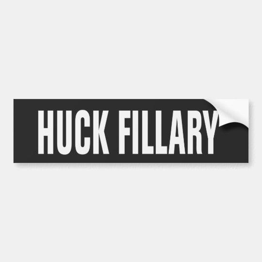 Huck Fillary Pegatina Para Coche