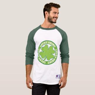 """""""Huelga afortunada """" Camiseta"""