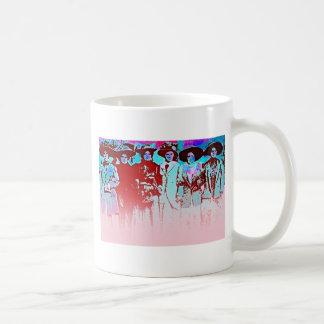 Huelga de las mujeres de la fábrica taza de café