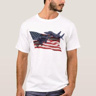 Huelga Eagles de dos F-15E Camiseta