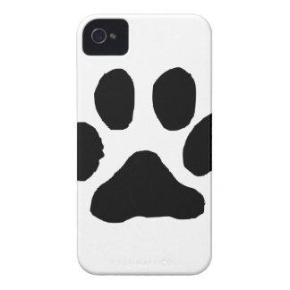 Huella del gato Case-Mate iPhone 4 funda