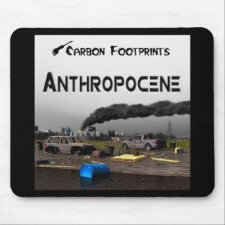 Huellas del carbono - Anthropocene Alfombrilla De Ratón