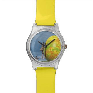 Huevo de Pascua - 3D rinden Reloj De Pulsera