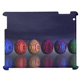 Huevos coloridos para pascua - 3D rinden