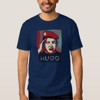 Hugo Chávez Camisetas