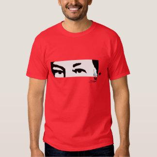 Hugo Chávez: Ojos y firma Camiseta