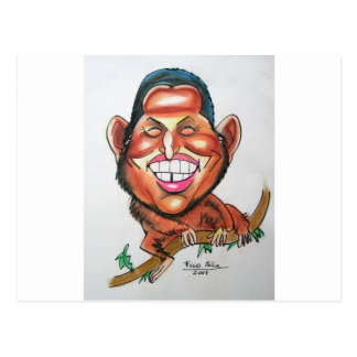 Hugo Chavez Postal