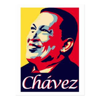 Hugo Chávez Postal