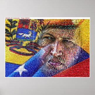 Hugo Chavez Poster