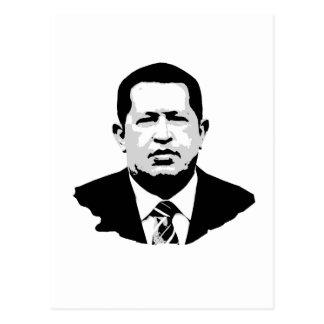 Hugo Chavez Tarjetas Postales