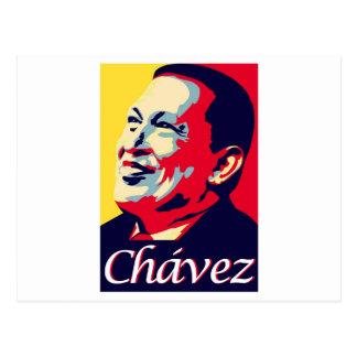 Hugo Chávez Tarjetas Postales